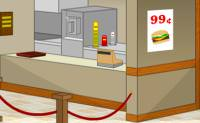 Must Escape The Burger Joint