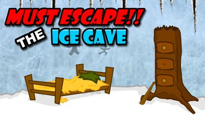 Must Escape The Ice Cave