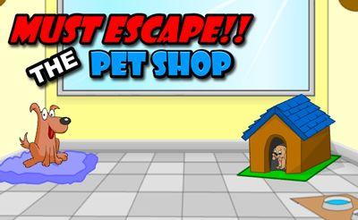 Must Escape The Pet Shop