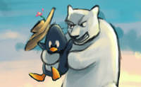 Penguin Adventure Thumb
