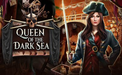 Queen of The Dark Sea