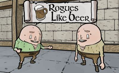 Rogues Like Beer