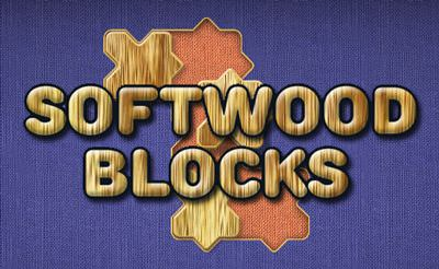 Softwood Blocks