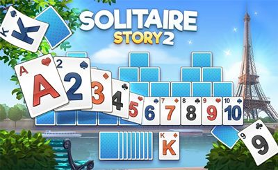 Solitaire Story Tripeaks 2