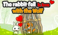 The Rabbit Fell in Love with the Wolf
