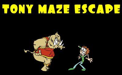 Tony Maze Escape
