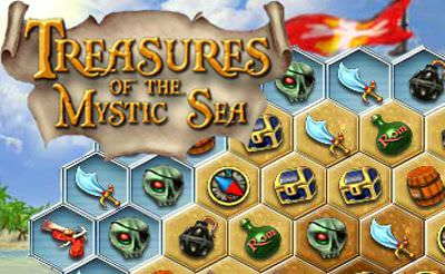 The Treasure Of The Mystic Sea