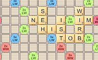 Wortsalat Spiel