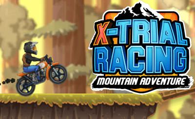 X-Trial Racing Mountain A...