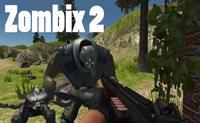 Zombix 2: Robot Survival
