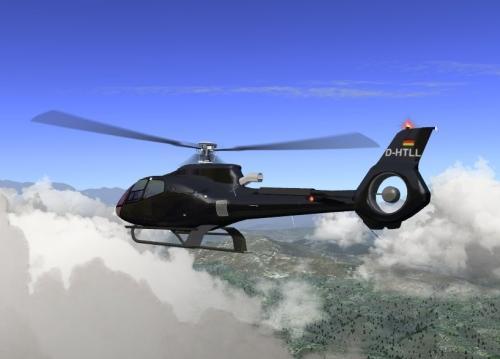 FlightGear Bild 1
