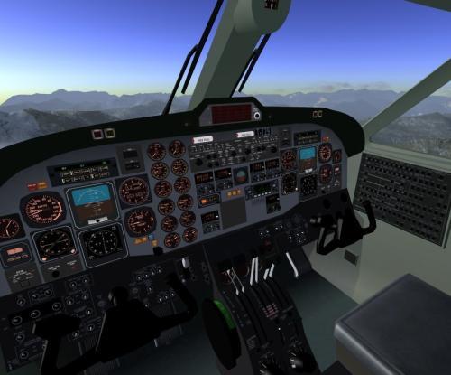 FlightGear Bild 2