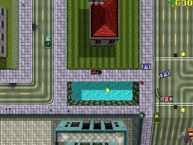 Grand Theft Auto (GTA I) Image 2