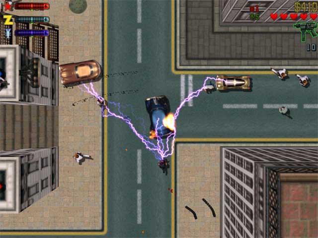 Grand Theft Auto II (GTA) 2 Bild 1