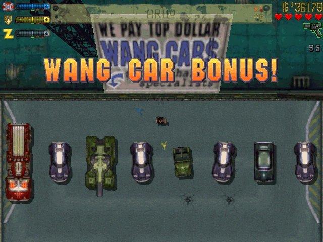 Grand Theft Auto II (GTA) 2 Bild 2