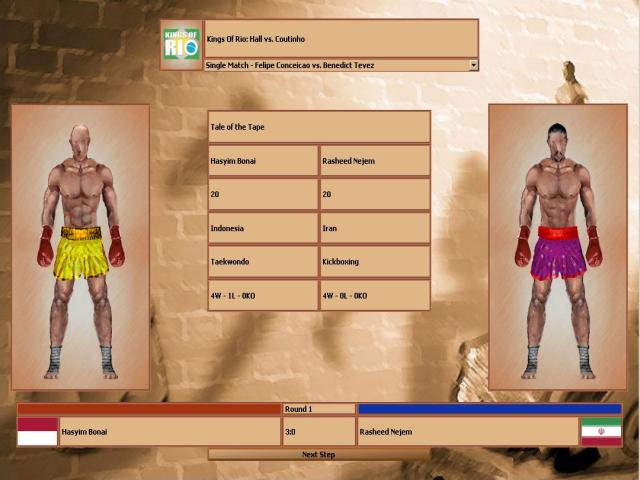 Kickboxing Manager Bild 1