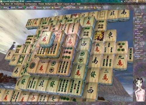 Kyodai Mahjongg - Mahjong Image 1