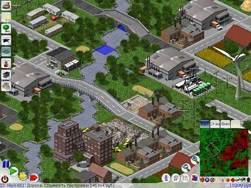 LinCity-NG 2 Bild 1