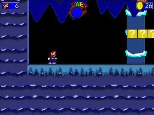 Super Mario Fangame Bild 2