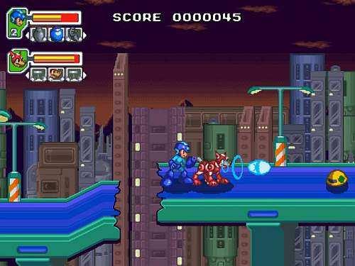Mega Man Evolution Bild 1