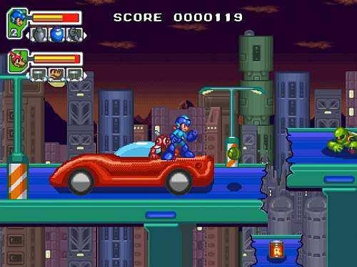 Mega Man Evolution Bild 2
