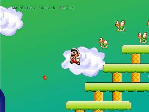 Mega Mario Bild 1
