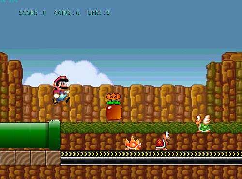 Mega Mario Bild 2
