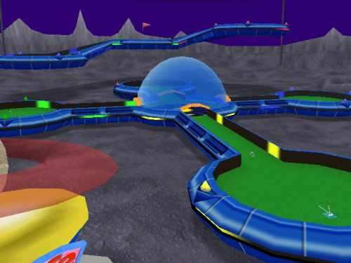 Minigolf Maniacs Bild 2