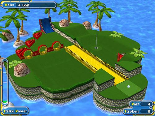 Mini Golf Pro Bild 1