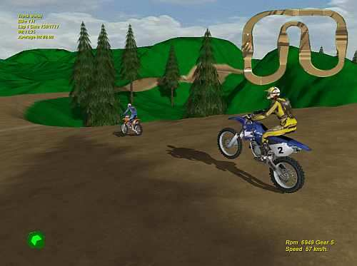 Motocross The Force Image 1