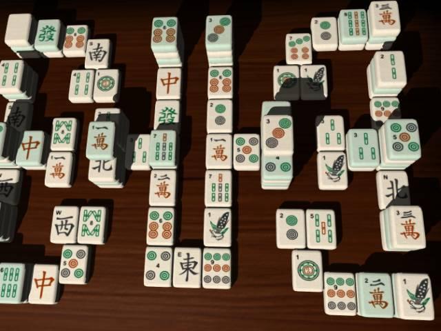 OGS Mahjong Bild 2