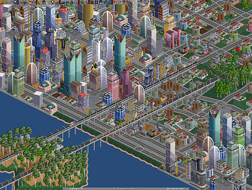 OpenTTD Image 1