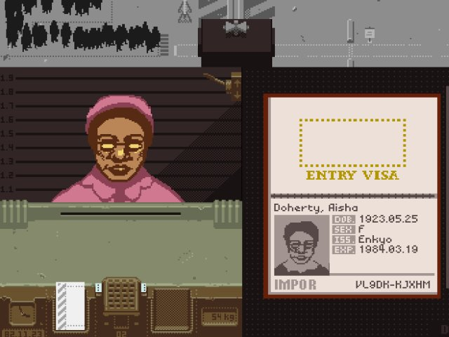 Papers Please BETA Bild 2