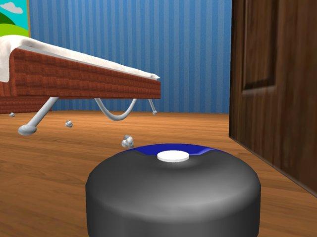 Robot Vacuum Simulator 2013 Bild 1