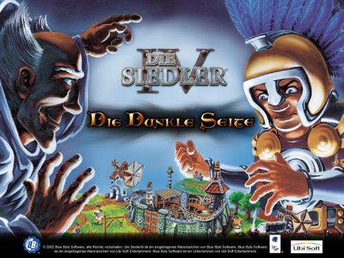 Die Siedler - Die Dunkle Seite Bild 1