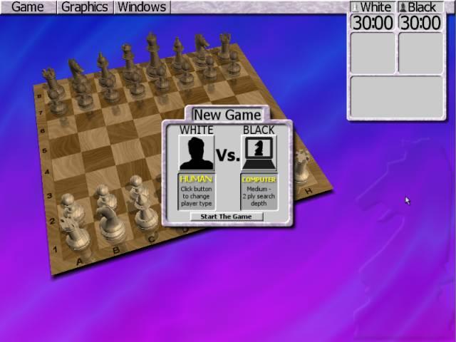 Shaag Chess 3D Bild 1