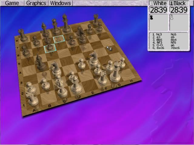 Shaag Chess 3D Bild 2