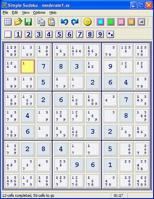 Spiele Umsonst Sudoku