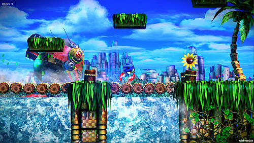 Sonic Fan Remix Bild 2