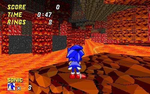 Sonic: Robot Blast 2 Bild 2