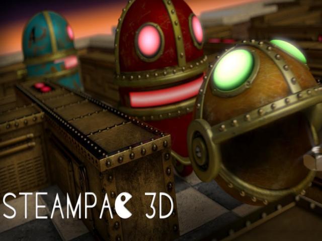 Steampac 3D Image 1