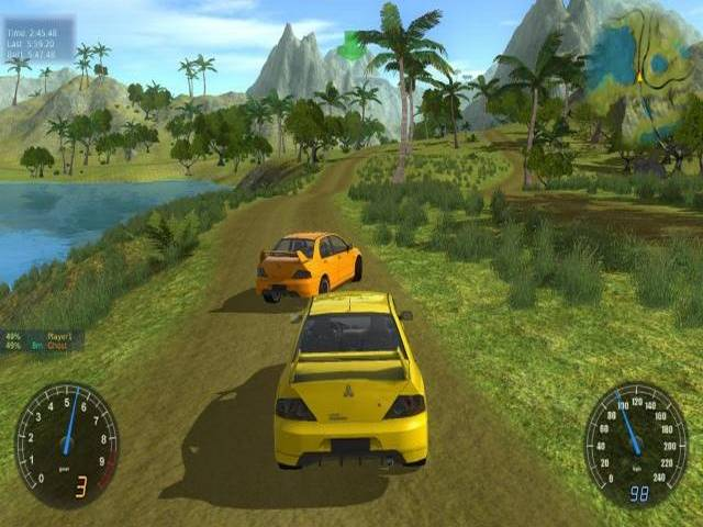 Stunt Rally Image 1