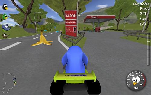 SuperTuxKart Image 1