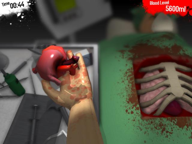 Surgeon Simulator 2013 Bild 1