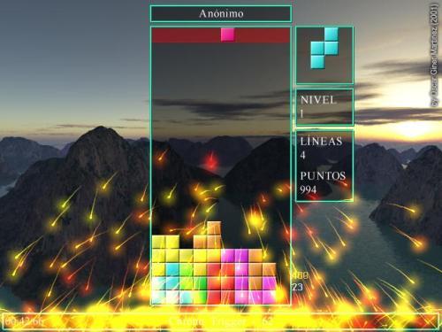 Tetris Unlimited Bild 1