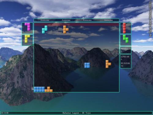 Tetris Unlimited Bild 2