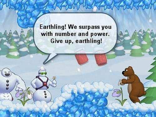 The Lost Snowmen Bild 2