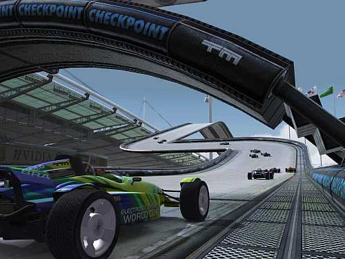 TrackMania Nations Forever Bild 2