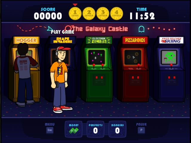 Totally Tiny Arcade Bild 2