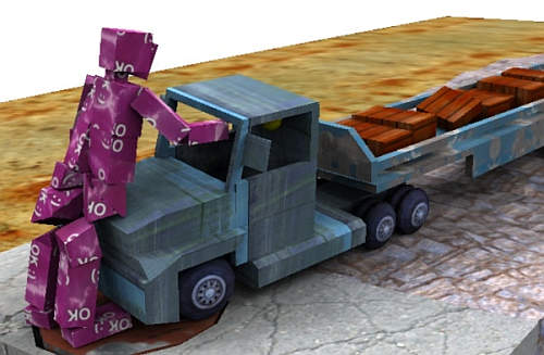 Tricky Truck Image 1